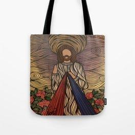 Divine Mercy Tote Bag