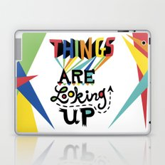 Things are Looking Up Laptop & iPad Skin