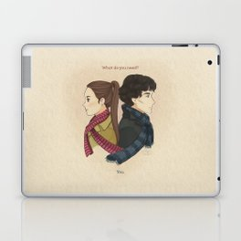 What do you need? Laptop & iPad Skin