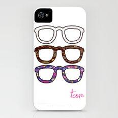Glasses Slim Case iPhone (4, 4s)