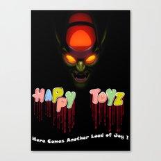 Happy Toyz Canvas Print