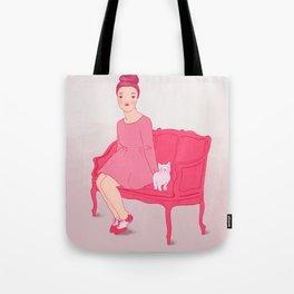 Fröken Saudade Tote Bag