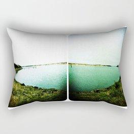 Beach 50 Rectangular Pillow