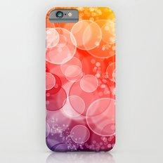 Party Bubbles Slim Case iPhone 6s