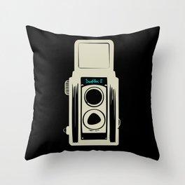 Duaflex II Throw Pillow
