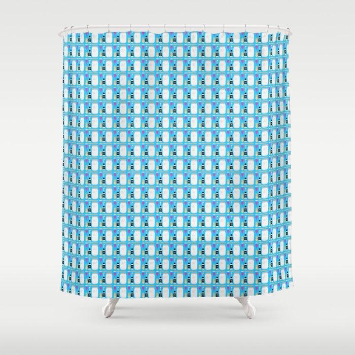 Zero Waste World Shower Curtain
