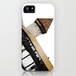 Winter Bridge iPhone Case