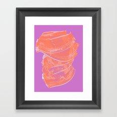 Icecream, please! Framed Art Print