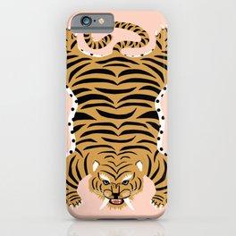 Fierce | Peachy Pink iPhone Case