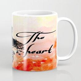 Bellamy: The Heart Coffee Mug