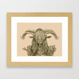 Pan's Labyrinth Framed Art Print