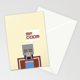 Metal Face Stationery Cards