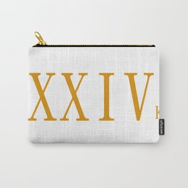 24k Magic Bruno Carry-All Pouch