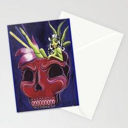Tiki Zombie Punch Stationery Cards