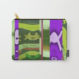Clemson in Lauryn Carry-All Pouch