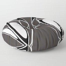 Internal Vessel Floor Pillow