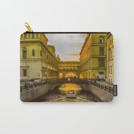 Swan Canal in St. Petersburg Carry-All Pouch