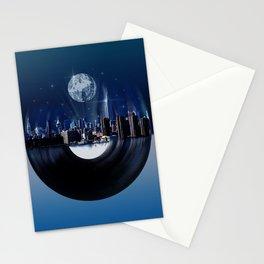 new york city music 1 Stationery Cards