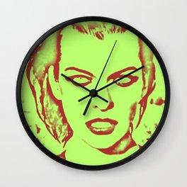 Milla IV Pop Art Wall Clock