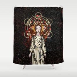 Urania Shower Curtain