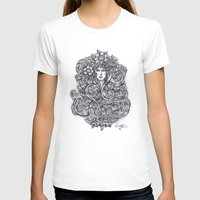 "flora T-shirts featuring ""Flora"" by Cindy Lysonski - Creative Daydreamzzzz"