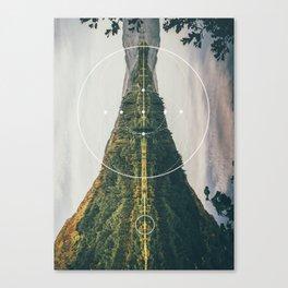 Goddess #1 Canvas Print