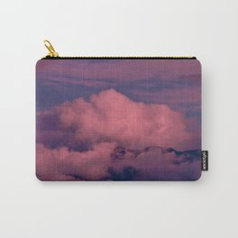 Winter Storm Clouds Carry-All Pouch