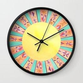 It's a Sunshine Day Wall Clock