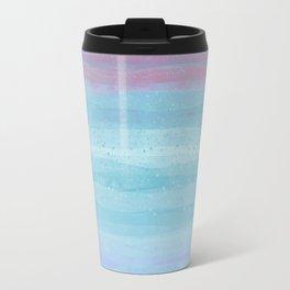 Calming waves Metal Travel Mug