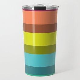 Accordion Fold Series Style C Travel Mug