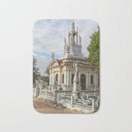 Christopher Columbus Necropolis Cemetery Graveyard Havana Cuba Latin America Gothic Architecture Sai Bath Mat