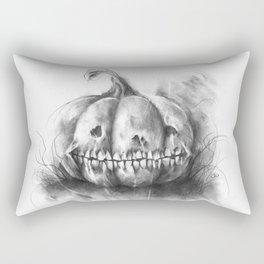 The Unnatural Gourd Rectangular Pillow