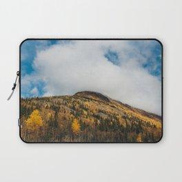 Autumn at Bird Creek IV Laptop Sleeve