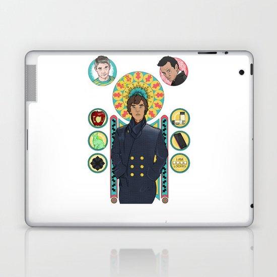Sherlock Nouveau Laptop & iPad Skin