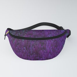 Luminoles - Abstract Pixel Art Fanny Pack