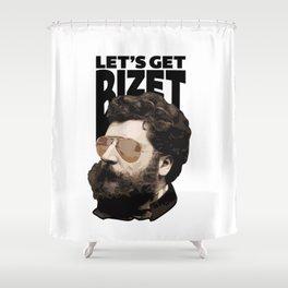 Let's get Bizet Shower Curtain