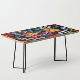 Mexican Flowers Coffee Table