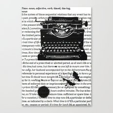 Letters To Saul Canvas Print