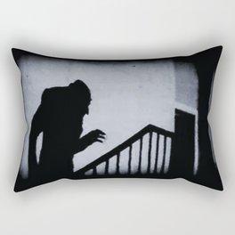 Nosferatu Classic Horror Movie Rectangular Pillow