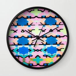 kasbah Wall Clock
