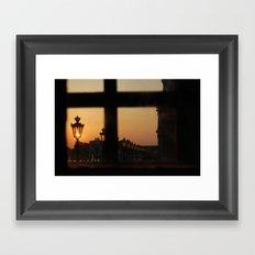 A better lightbulb Framed Art Print