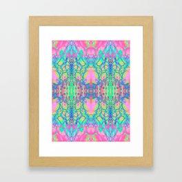 Pastel Presence Framed Art Print