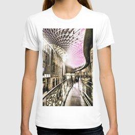 Futuristic London Art T-shirt