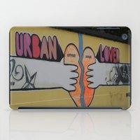 dublin iPad Cases featuring WALL DUBLIN by John Morris