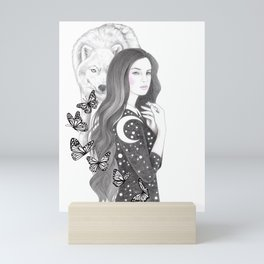 Moon Magic Mini Art Print