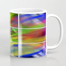 colourful abstraction Coffee Mug