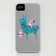 Llama & friends iPhone (4, 4s) Slim Case