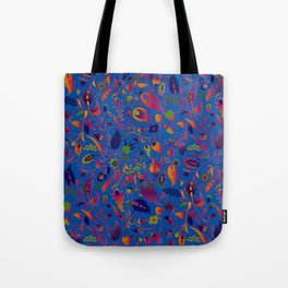flower of my mind Tote Bag