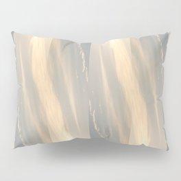 Champagne Waves Pillow Sham