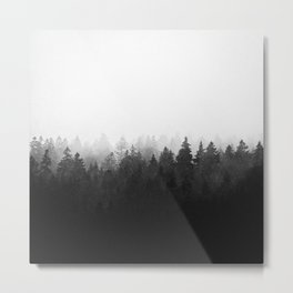 A Wilderness Somewhere Metal Print